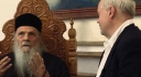 Archbishop Justinian-Romania-speaks to Dr Norris J Chumley-2