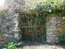 Ancient Skete gate - Mount Athos - photo by Norris Chumley